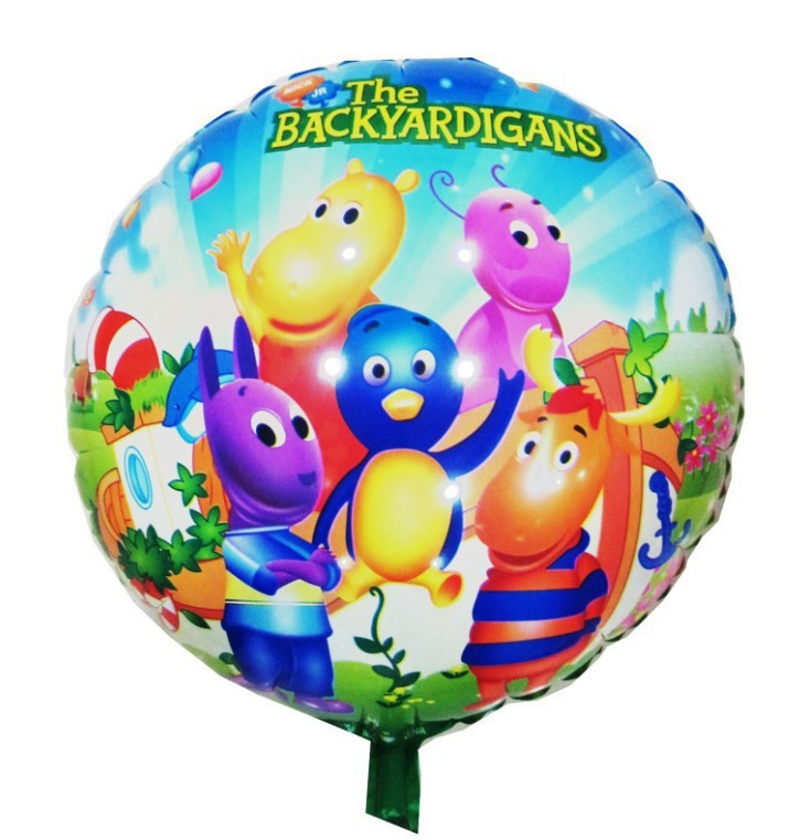 Backyardigans birthday party decoration 2017 2018 best for Backyardigans party decoration