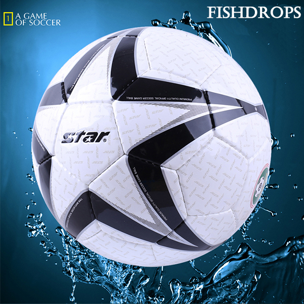 2015-2016 Season Champion League Ball PU Hand Sewn Match&Training Soccer Best Quality Brand Football Size 5 Balls Free Shipping(China (Mainland))
