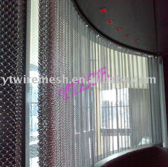 Aluminum Curtain Room Divider In Aluminum Powder From Home Improvement On Ali