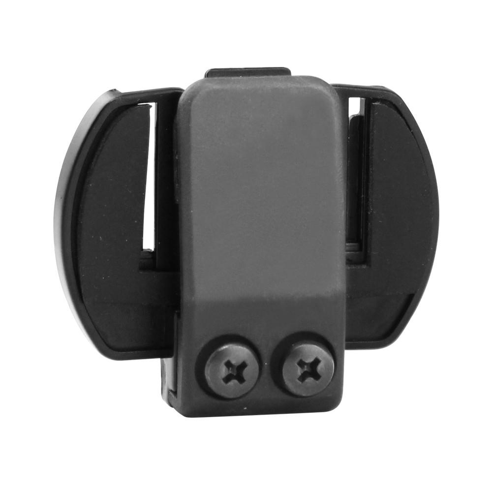 1pcs free shipping Mounting Bracket & Clamp for motorcycle bluetooth intercom Clip Accessory for V6 bluetooth intercom(China (Mainland))