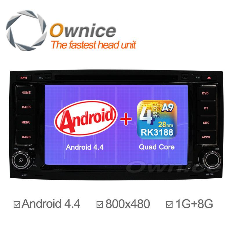 Ownice C200 Android 4.4 4 Core Car DVD Radio For Volkswagen VW Touareg Transporter Multivan T5 2007 2010 with GPS Navigation(China (Mainland))