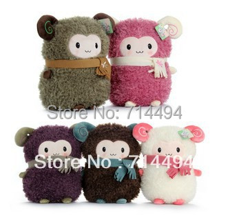 Гаджет  Dudu Alpaca sheep doll plush toy big hands warm hand pillow doll girl lovely gifts gifts for children None Игрушки и Хобби