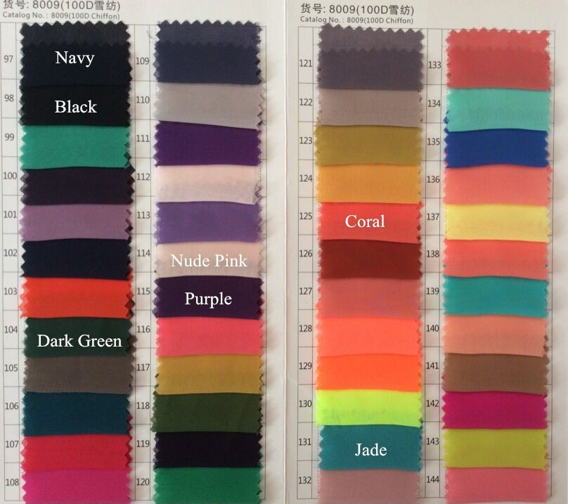 Color Chart 3