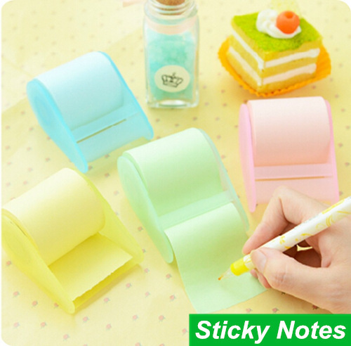 Sticky notes set Fluorescent paper Post it Memo pad stickers material escolar papelaria Office accessories School supplies 6459(China (Mainland))