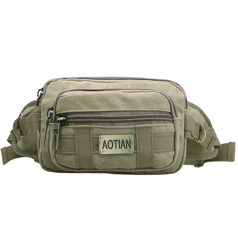 Outdoor Sports Camping Camouflage Casual Waist Pack Mens Multi-functional Tactical Waist Bag Pack<br><br>Aliexpress