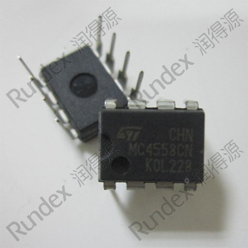 MC4558CN 4558 операционный
