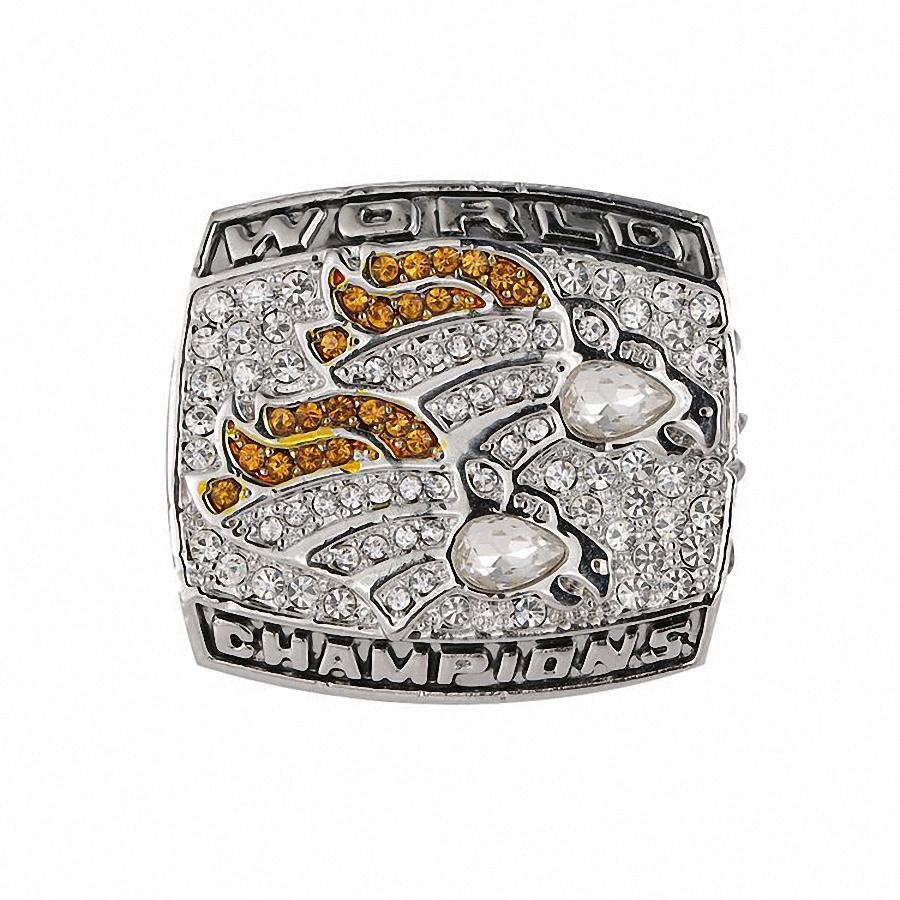 1998 Denver Broncos Super Bowl Replica Sports Men Replica Chamberlain replica championship ring STR0-135(China (Mainland))