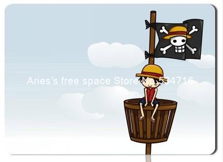 Q Luffy fresh lovely aesthetic One Piece mousepad cheap gaming mouse pad gamer keyboard computer mouse mat gear mouse pad(China (Mainland))