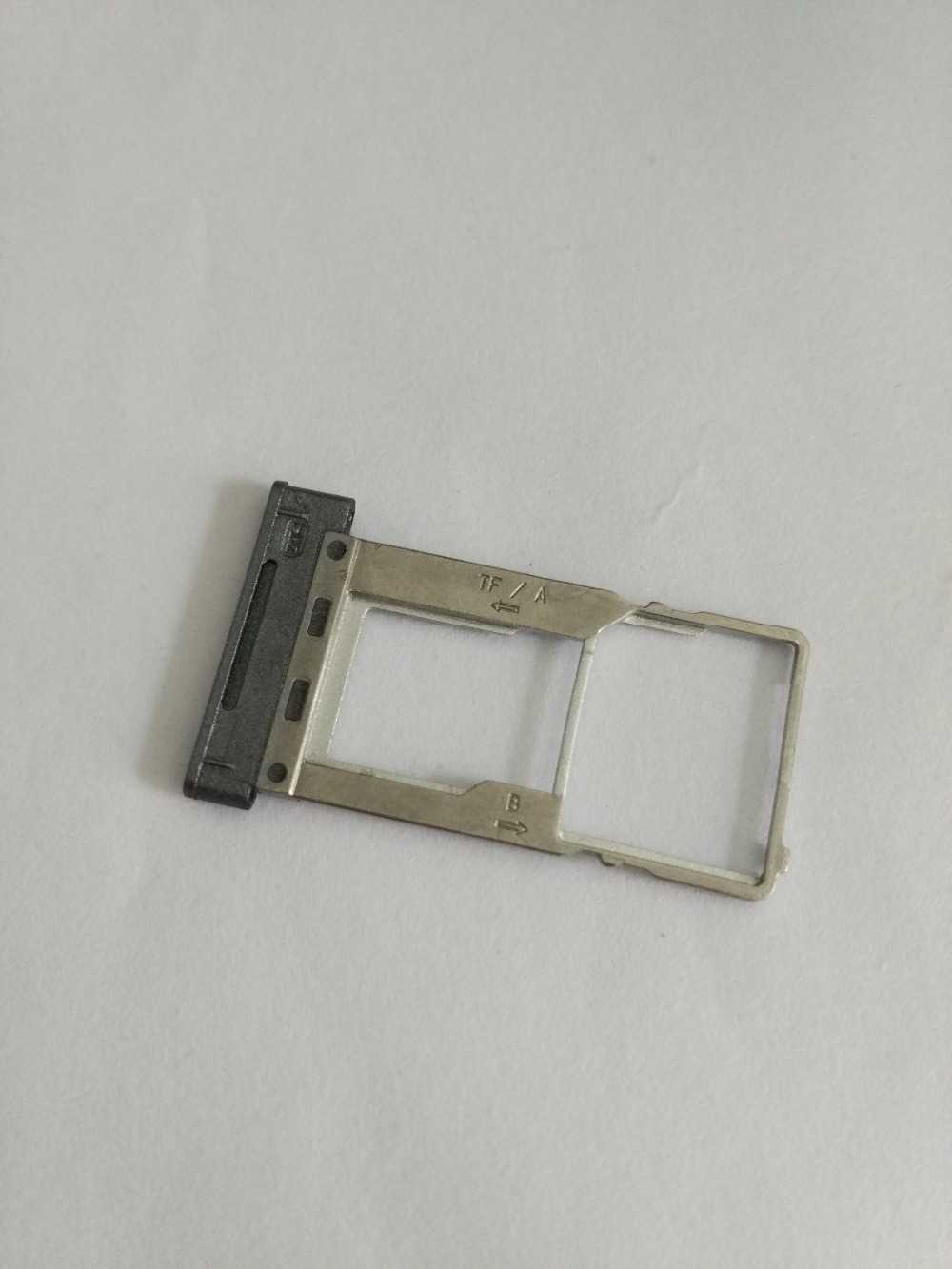 Elephone M1 SIM Tray Sim Card Holder Slot 99%New+100% original Replacement Parts for Elephone M1 phone Free shipping +Tracking(China (Mainland))