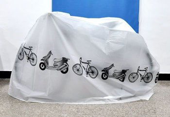 Rain And Dust Protector Cover Waterproof Protection Garage Bike Bicycle Cycling ,freeshipping