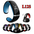 L12S OLED Smart Watch Sport Bluetooth Bracelet Dial SMS Reminder Sync Music Player radiation proof Wristband