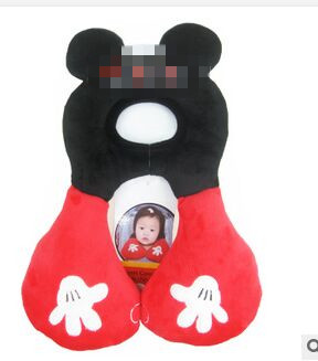 2015 new baby U-shaped pillow travel pillow Baby Toys Baby car seat cushion wholesale pillow