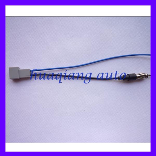 FM Radio Cable FM CD Changer Radio Adapter For Honda CRV Civic Fit Mazda CX-5 CX-7 USA UK Freeshipping(China (Mainland))