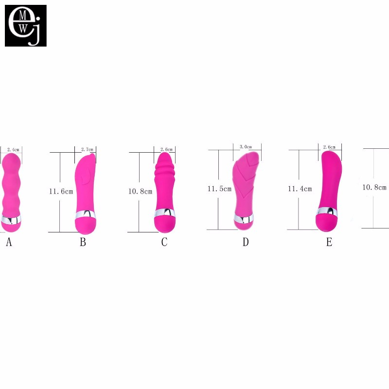 Newest Mini Animal Styles Cute Vibrators For Woman Man G-spot Couple Vibrator Sex Toys