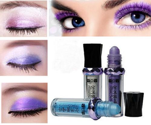 High Quality 11 Color Professional Makeup Eye Shadow Natural Luminous Warm Color Make Up Glitter eyeshadow(China (Mainland))