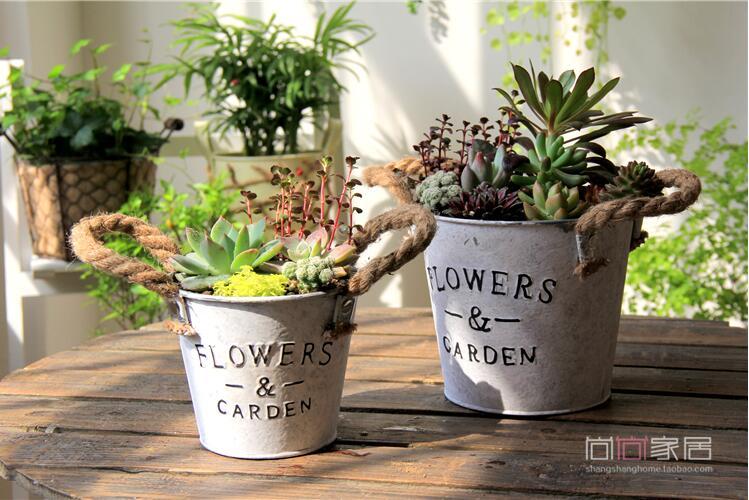 Home decor flower pot for home decor garden flower pot for How to make beautiful flower pots at home