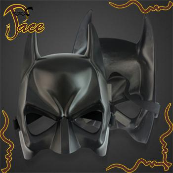 masquerade mask Promotion Thicken Cartoon batman mask Top Quality Upper Half Face masks(1Lot=10Pcs) IF233G(China (Mainland))