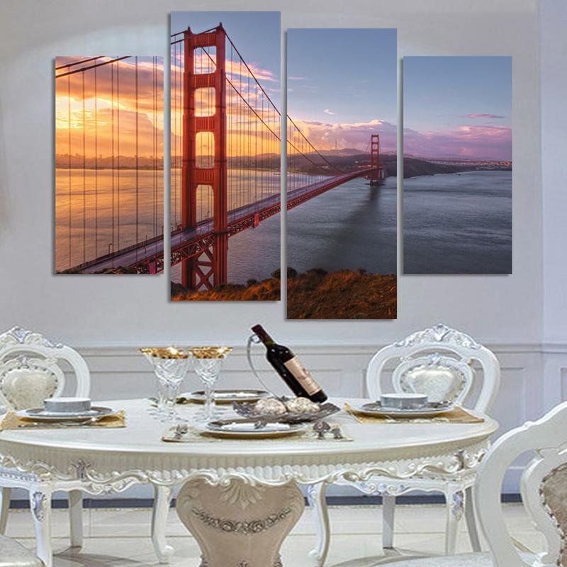Golden gate bridge promotie winkel voor promoties golden gate bridge op - Modulaire kamer ...