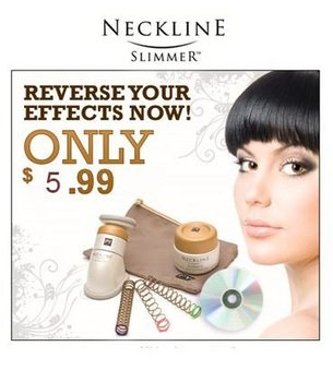 Neckline Slimmer Neck Line Exerciser Thin Chin Jaw New Massager /Free Shipping