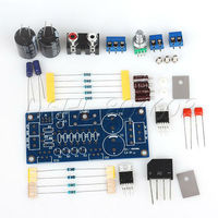 Good TDA2030L Audio Power DIY Components PCB Amplifier Kit OCL 18W x2
