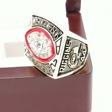 Buy Can Beat Rings, High 1982 Washington Redskins Championship Ring Men's Fashion Jewelry Wooden Boxes for $15.99 in AliExpress store