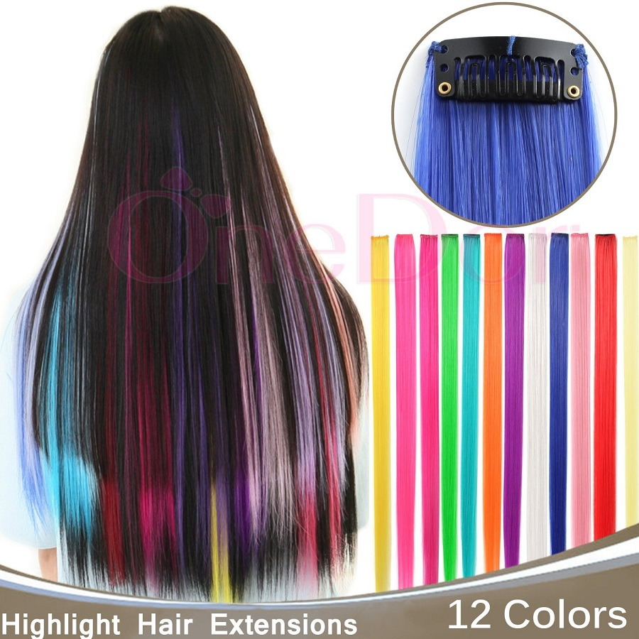 clip in colored hair extensions 28 images colored clip