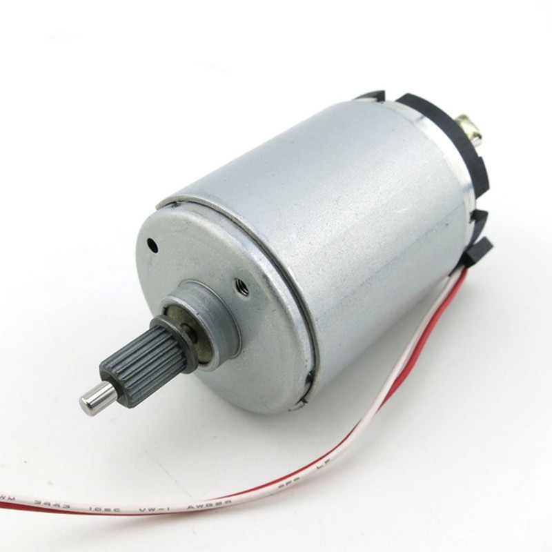 Small Electric Motors Solceller Og Lysdioder