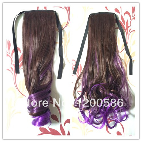 Hairpieces Clip On Ponytails 77