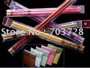 1000 pcs ( 500 pairs) Ear Candle/ Detox Ear Candle/Aromatherapy Ear Candle/Honeywax Ear Candle(China (Mainland))