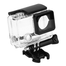 High Quality Underwater Waterproof Diving Protective Housing Case Cover for GoPro Hero 4(China (Mainland))