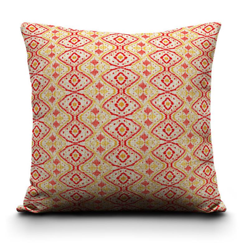 Free Shipping 45CM 45CM Fashion Geometric Pattern Pillow
