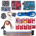 Graphical Programming Zero based Science Learning Kit for Arduino for Kids Child FZ0538 Free Shipping