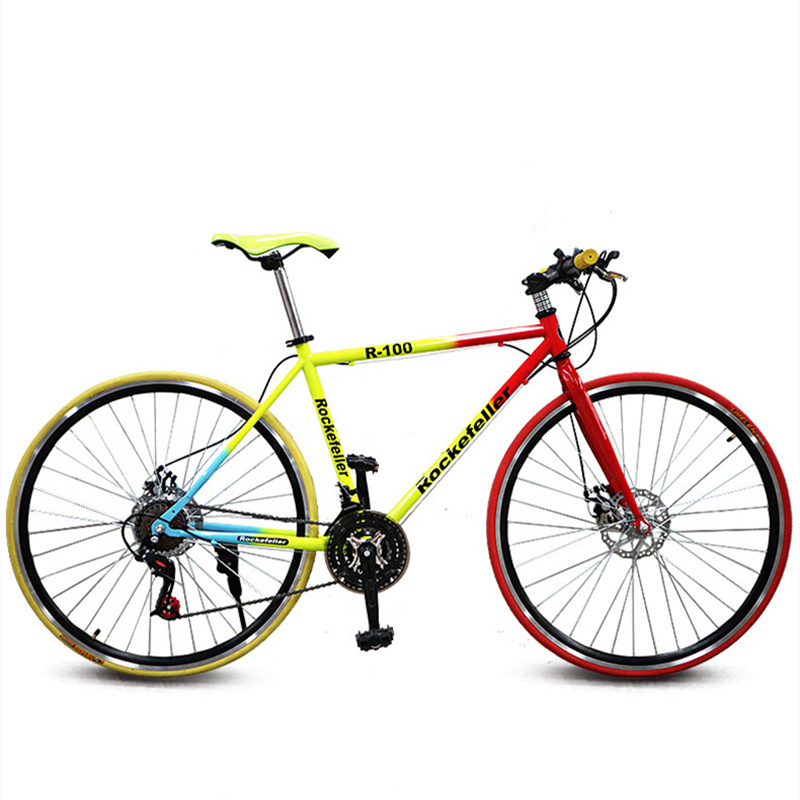 2016 Hot Sale Flash 700C Road Bike for Men & Women, Fashion City Bicycle for Students, 21 Speed Cool Racing Bikes(China (Mainland))