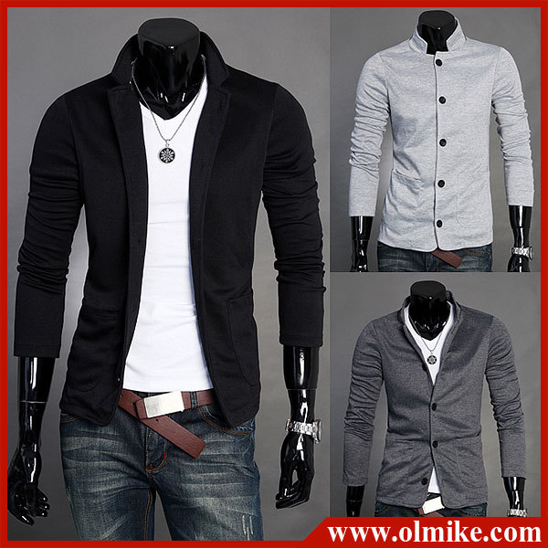 Men's short summer jackets – Modern fashion jacket photo blog
