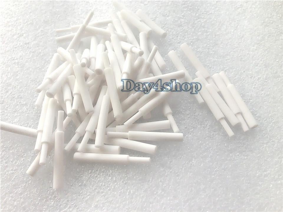 100pcs Zirconia Ceramic Pins for Dental Lab Honeycomb Firing Trays