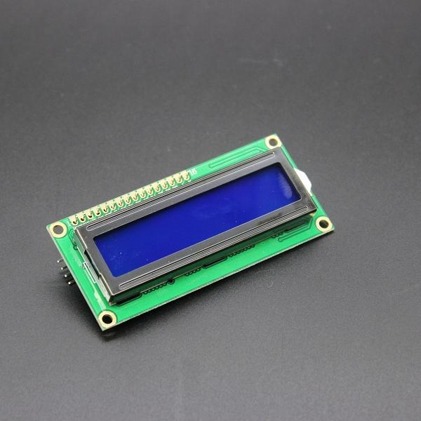 lcd 1602 lcd display IIC/I2C 1602 Serial Blue Backlight LCD Display For Arduino 2560 UNO AVR A004 Free Shipping Dropshipping(China (Mainland))