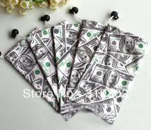 Peekaboo WHOLESALE US DOLLARS DESIGN 17*9cm Microfiber Bag eyeglasses sunglasses readers spectacles $US Print soft pouches Cloth(China (Mainland))