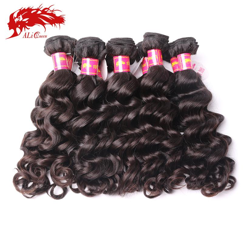 Ali queen hair products unprocessed virgin brazilian hair wholesale 10pcs 8-34 inch hair supplies human hair wholesale 10 pieces