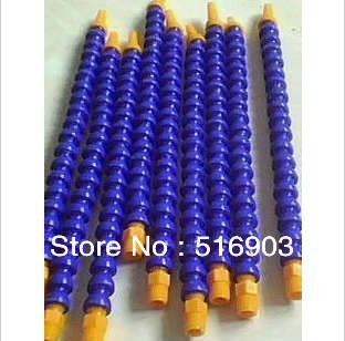 Cooling Tube/ Water Cooling Pipe Coolant Oil Pipe G1/4-300mm with round head for Engraving Machine Tool