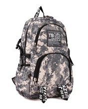 New 2015 Canvas Camouflage Men's Backpack Outdoor Casual Backpacks Laptop Bag Camping Hiking Backpacks Travel Bags