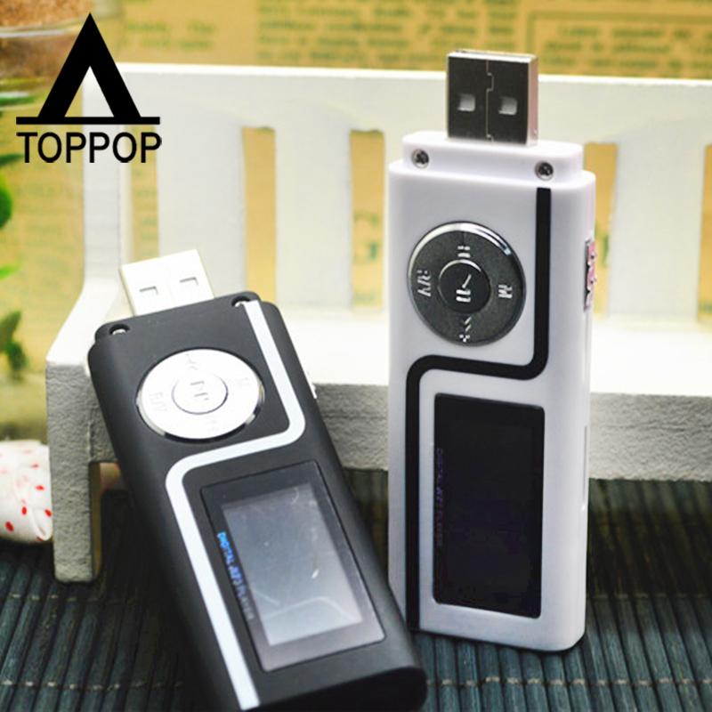 "New 1.1"" LCD Screen Long Digital MP3 Player Music Media Player FM Radio Ebook Reader SD Card Slot USB Port Download 2 3.5mm Jack(China (Mainland))"