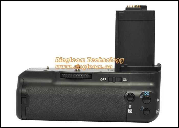 Replace Canon BGE5 BG-E5 Battery Grip for EOS Rebel XSi XS T1i 450D 500D 1000D Kiss F X2 X3 Digital SLR Cameras