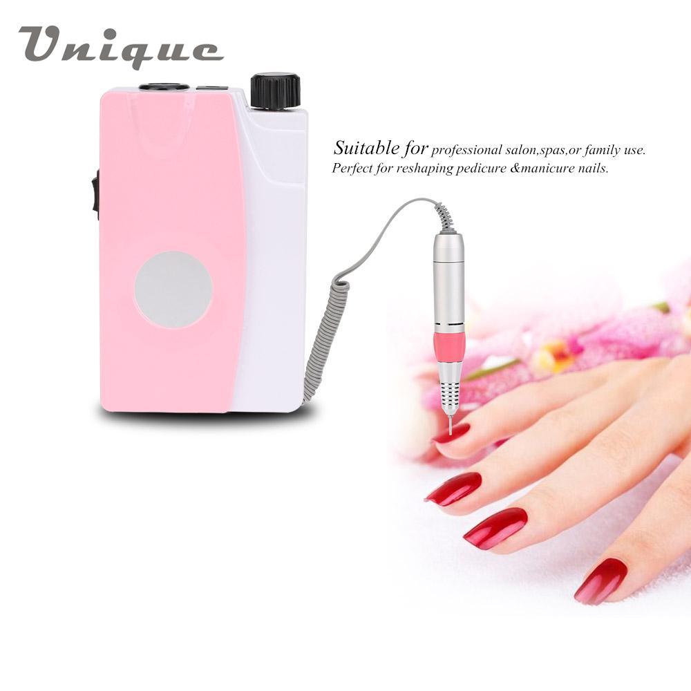 portable nail drill machine