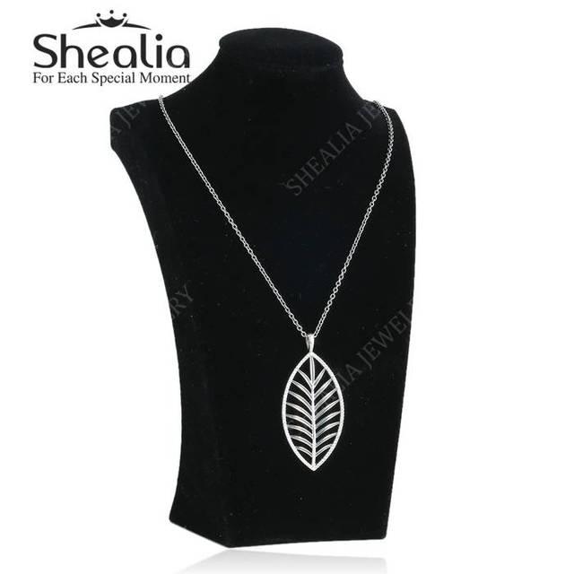 2016 весной нью-cz вымощает феникс перо ожерелья шкентеля для женщин 925-Sterling-Silver длинная цепь ожерелья ювелирных украшений