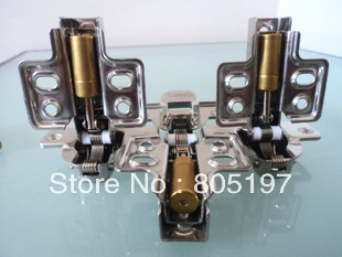 Clip on Stainless hydraulic hinge, Cabinet hinge  Door hinge 1.2mm thickness full overlay/Half overlay/Insert  3 types available