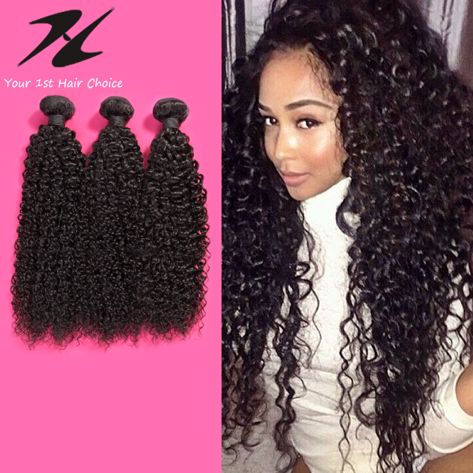 7A Unprocessed Virgin Hair Malaysian Curly Hair 3 Pcs Lot Malaysian Hair Deep Wave Malaysian Deep Curly Virgin Human Hair Weaves(China (Mainland))
