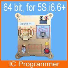 64 Bit IC Chip Programmer Machine Repair Mainboard Nand Flash Hard Disk HDD Serial Number SN for iPhone 5S 6 Plus iPad Air 2 3(China (Mainland))