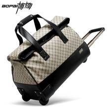 Travel Bag 2016 Convenient Men Luggage Travel Bags High End 18 Inch Waterproof Trolley Bag 20 Inch Travel Suitcase with Wheels(China (Mainland))