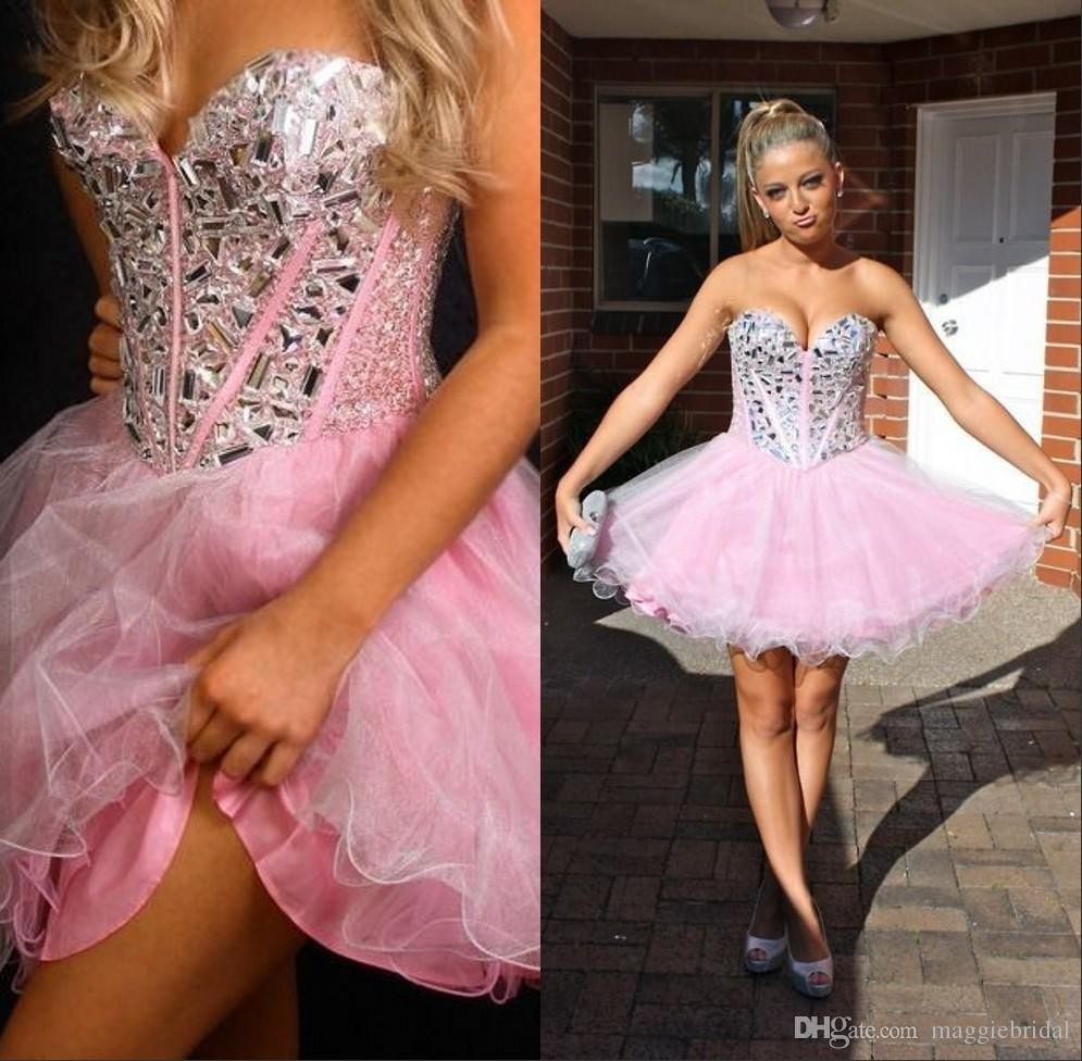 Sweet 16 Dresses Short