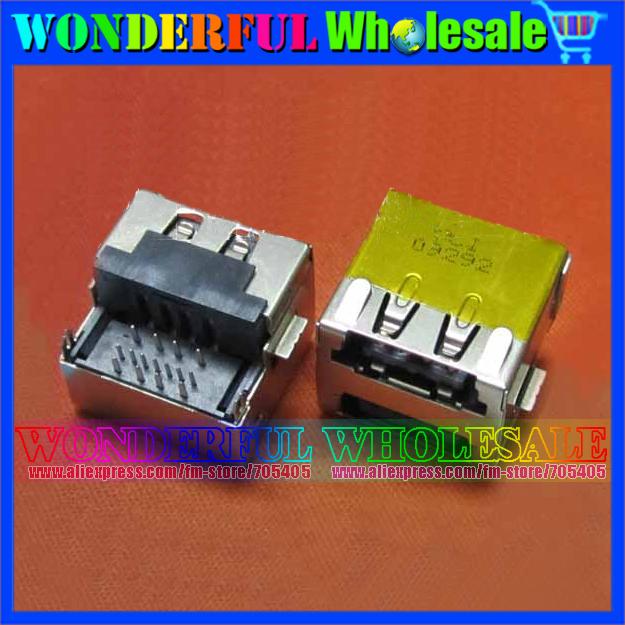 Original New FCI eSATA USB Jack combo interface 15-pin for Dell Latitude E6400 E6410 E6500 E6510<br><br>Aliexpress